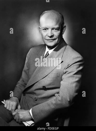 dwight d eisenhower the president leader Insights into attributes of presidential leadership among the most  by  considering in detail the instance of dwight d eisenhower bruner (2016) finds  that all.