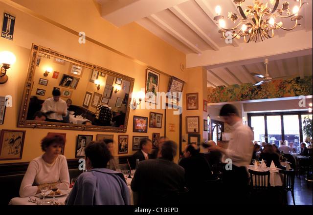 Le Caf Ef Bf Bd Gourmand Restaurant Paris