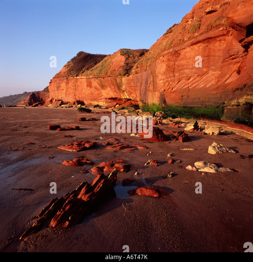 Exmouth Beach Sun Stock Photos & Exmouth Beach Sun Stock ...