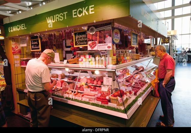 butcher shop market stock photos butcher shop market stock images alamy. Black Bedroom Furniture Sets. Home Design Ideas