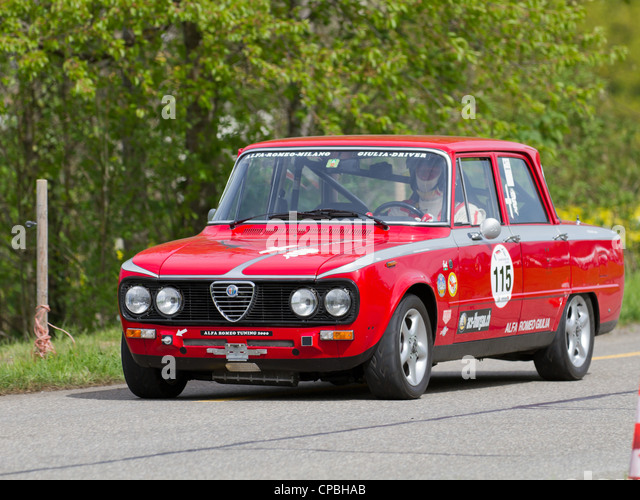 alfa romeo giulia stock photos alfa romeo giulia stock images alamy. Black Bedroom Furniture Sets. Home Design Ideas
