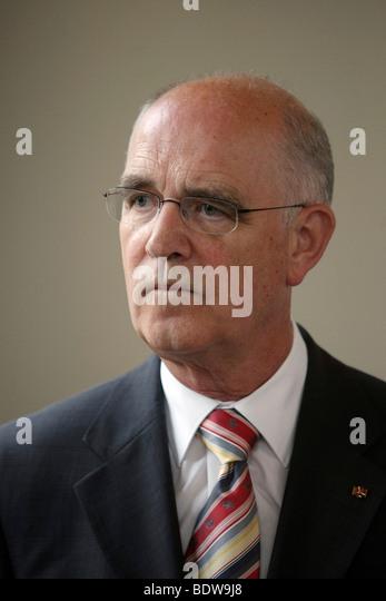 Werner Fuchs, chairman of the Arp Foundation - Stock-Bilder