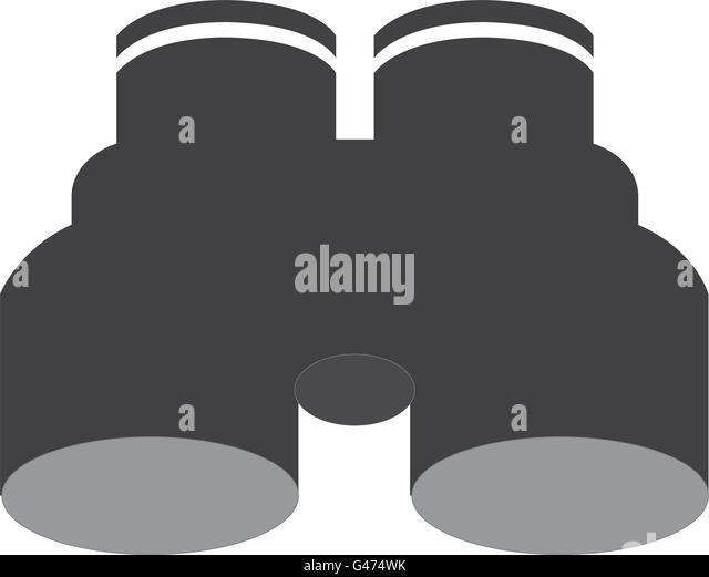 binoculars icon flat - photo #47
