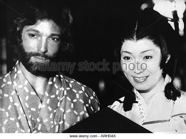 richard chamberlain yoko shimada shogun stock photos