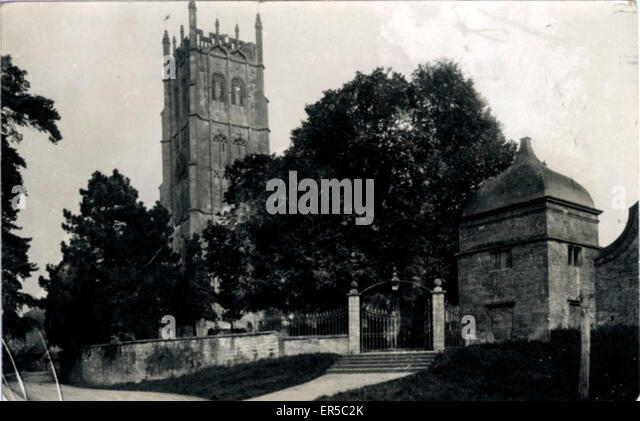 Unknown Church, .  1920s - Stock Image