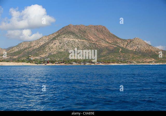 Cabo Pulmo, Mexico - Stock-Bilder