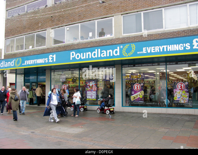 Food Shops A Worthing