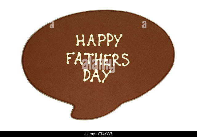Happy father's day - Stock Image
