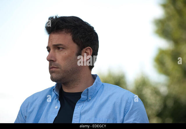 GONE GIRL (2014) BEN AFFLECK DAVID FINCHER (DIR) MOVIESTORE COLLECTION LTD - Stock Image