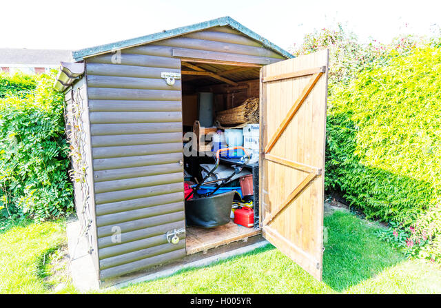 Junk store stock photos junk store stock images alamy for Garden shed edinburgh sale