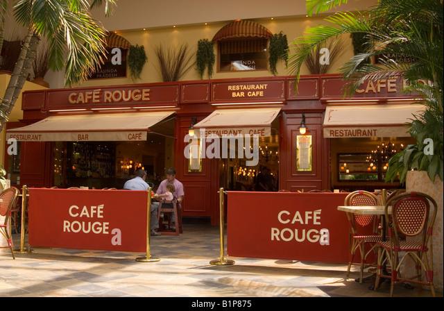 Center Parcs Cafe Rouge Menu