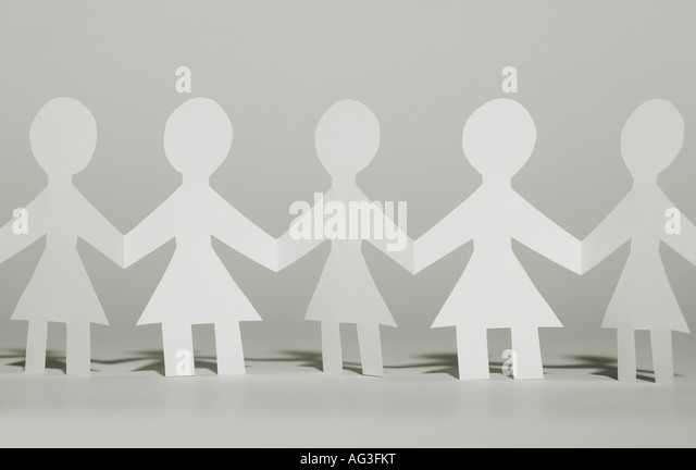 Paper Doll Stock Photos & Paper Doll Stock Images