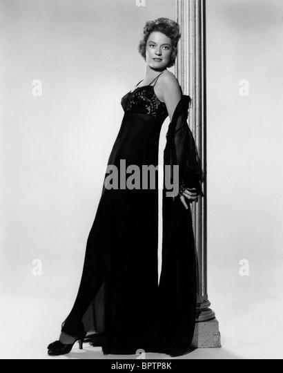 UNKNOWN ACTRESS ACTRESS (1959) - Stock Image