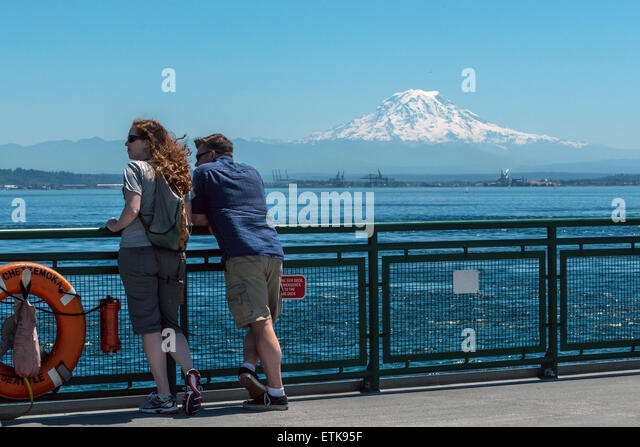Ferry Point Defiance To Vashon Island