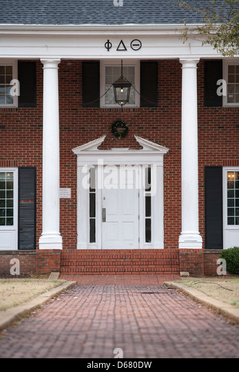 Tuscaloosa, Alabama, USA - Stock Image