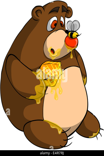 Bear With Beehive Stock Photos Amp Bear With Beehive Stock