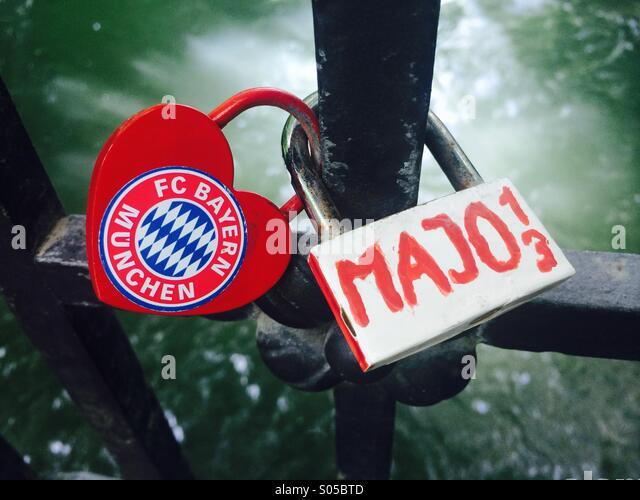 fc Bayern muenchen - Stock-Bilder
