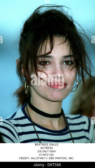 Dalle stock photos dalle stock images alamy for Beatrice dalle inside