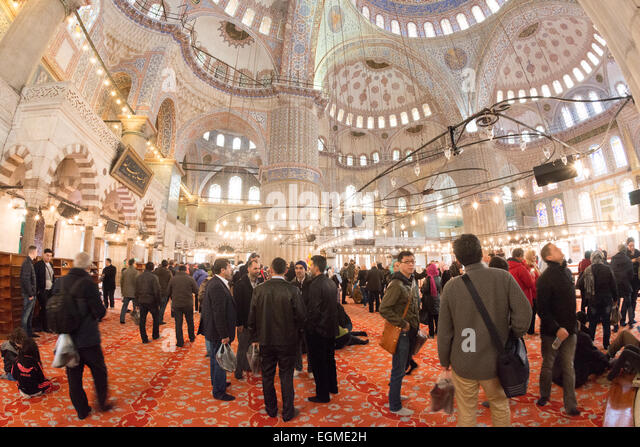 Tiled Mosque Istanbul Stock Photos & Tiled Mosque Istanbul ...