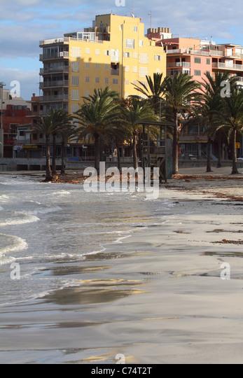Palma de Mallorca, Spain - Stock Image