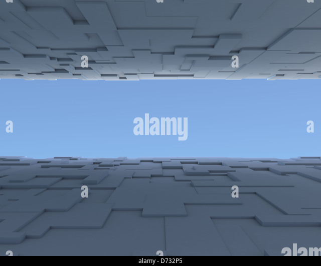 Abstract conceptual background - Stock-Bilder