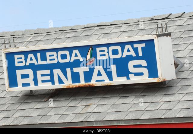 Boat Rentals On Balboa Island