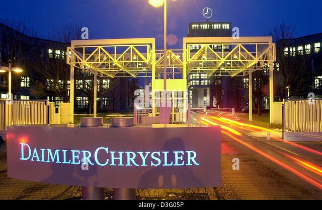 An analysis of daimler chrysler corporation