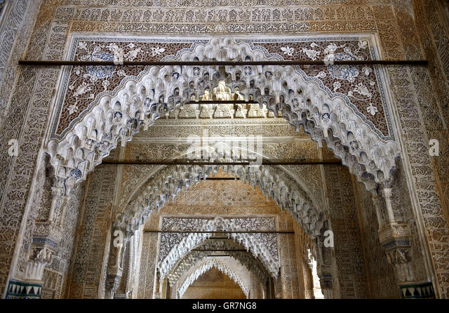 Palacios stock photos palacios stock images alamy for Alhambra decoration