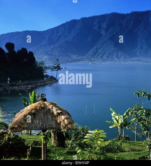 Lake Bratan, Bali, Indonesia, south-east Asia - Stock-Bilder
