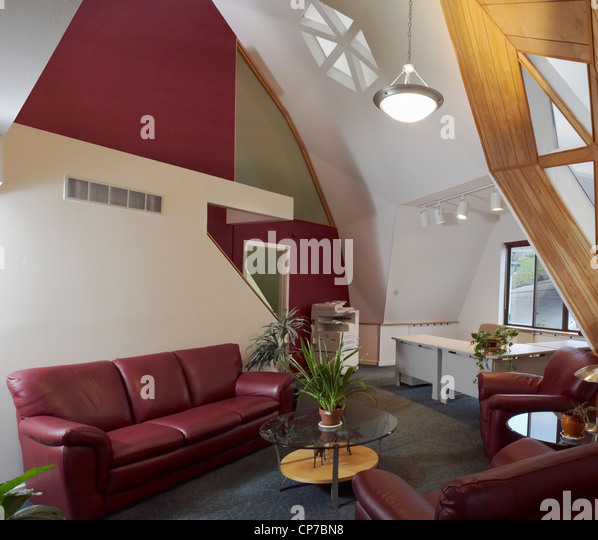 Dome Home Interiors: Geodesic Dome House Stock Photos & Geodesic Dome House