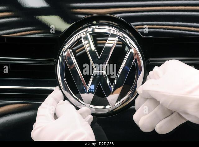 Vw Emblem Stock Photos Amp Vw Emblem Stock Images Alamy