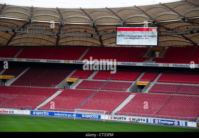 Neckarpark stock photos neckarpark stock images alamy for Mercedes benz stadium events