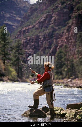 Green river utah fishing stock photos green river utah for Fly fishing green river utah