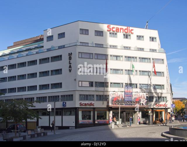 Scandic Hotel St Olav Oslo