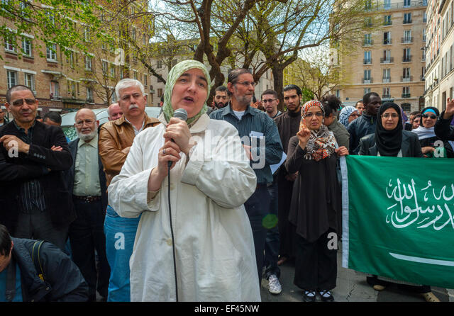 image Arab and french muslim anything to help the
