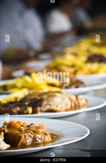 Catering food - Stock-Bilder