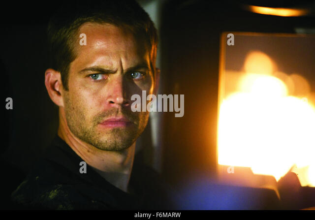 Fast & Furious - PAUL WALKER..'Fast & Furious' Film - 2009. - Stock Image