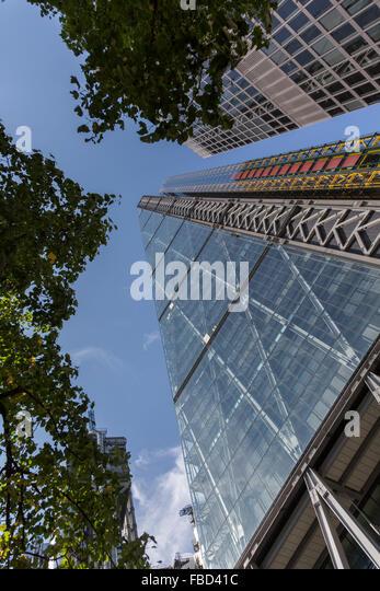 122 Leadenhall Street, London, United Kingdom - Stock Image