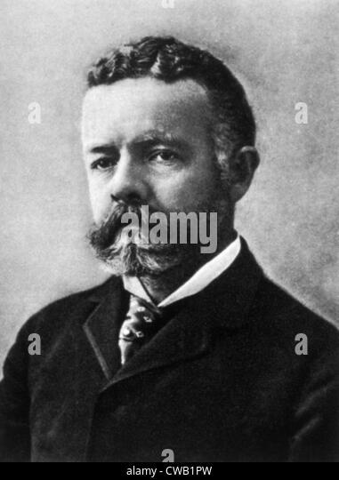 Henry Cabot Lodge (1850-1924) - Stock-Bilder