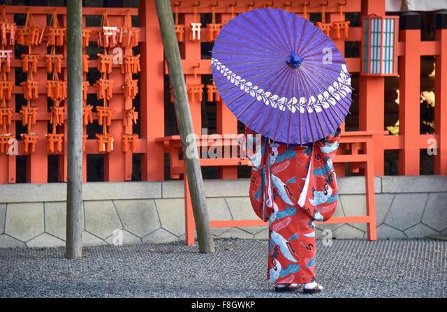 Traditional Japan - Stock Image