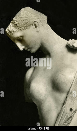 Torso of Psyche , Italy - Stock Image