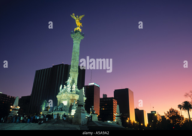 Mexico City, Mexico - Stock Image
