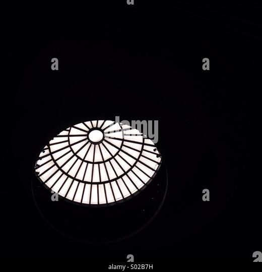 Geometric eye - Stock Image