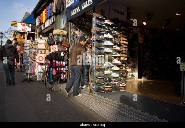 Camden Town Shoe Stores