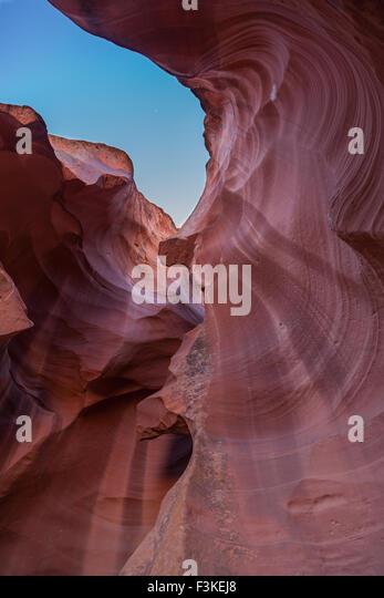 Upper Antelope Canyon Entrance Stock Photos & Upper ...