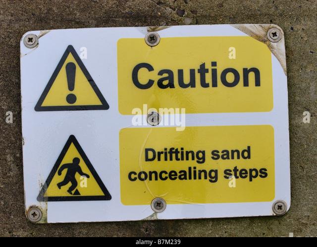 Caution Not Climb Steps Sign Stock Photos Amp Caution Not