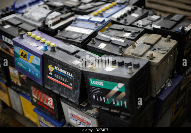 Lead Acid Batteries Stock Photos Amp Lead Acid Batteries