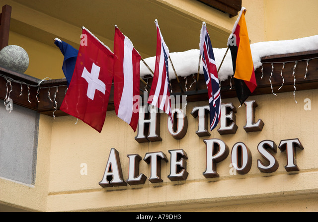 Solden Hotel Alte Post