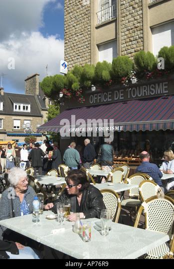 Manche cafe stock photos manche cafe stock images alamy - Office du tourisme talmont saint hilaire ...