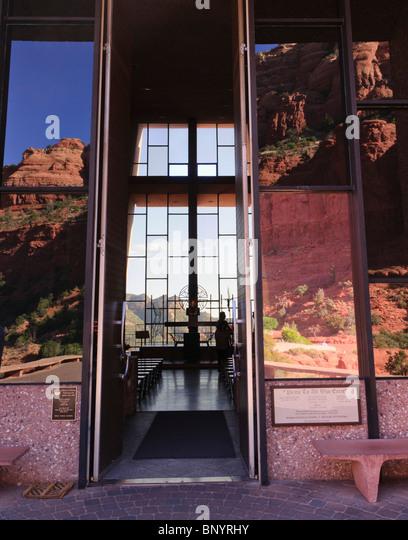 Sedona Red Rock Church Stock Photos Sedona Red Rock